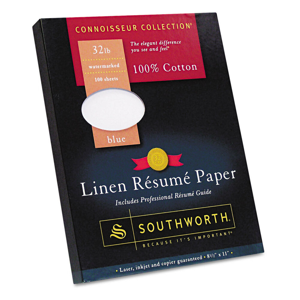 southworth resume paper