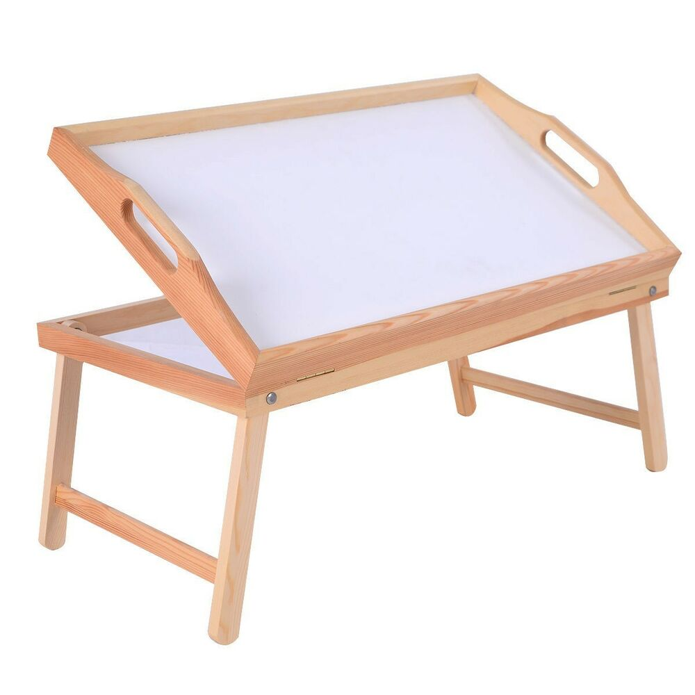Breakfast Table Over Bed