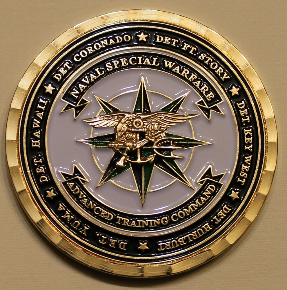 Naval Special Warfare Advanced Traning Command Navy Seal