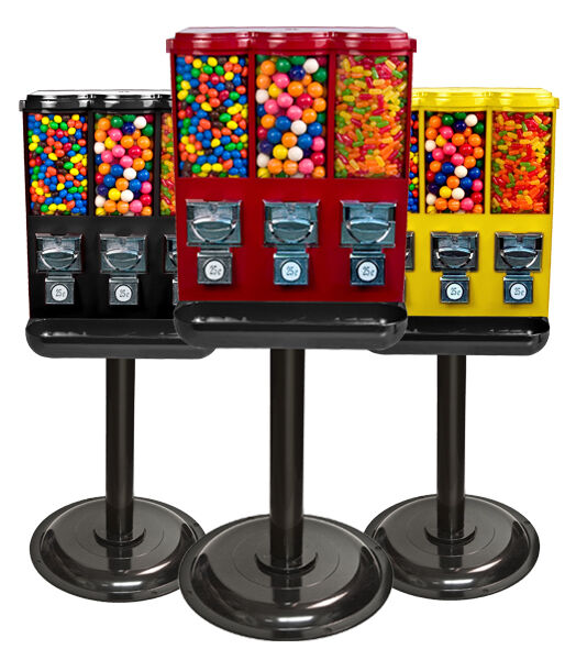 selectivend multi vending machine with stand