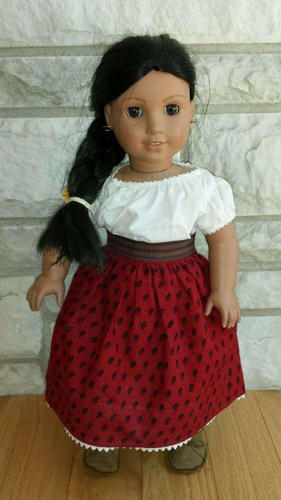 meet josefina an american girl summary The journey begins: a kaya classic volume 1 (american girl beforever classic) by song of the mockingbird: my journey with josefina (american girl beforever meet rebecca (american girls collection: rebecca 1914) by jacqueline.