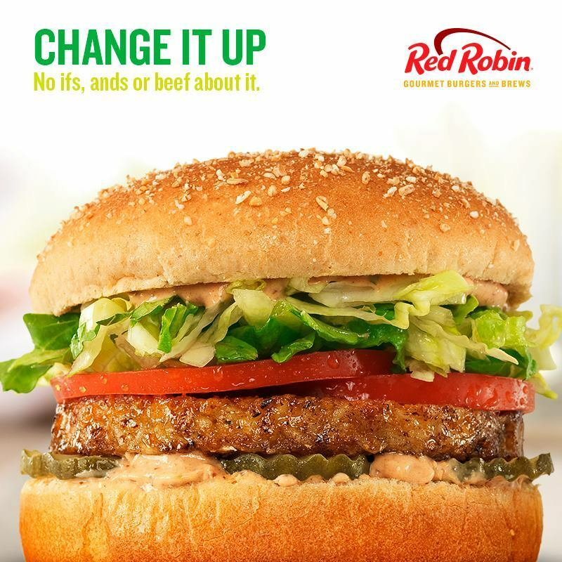 Red robin discount coupon