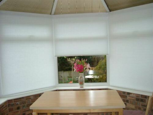 Conservatory Cellular Pleated Blinds Wide 60cm X 160cm Ebay