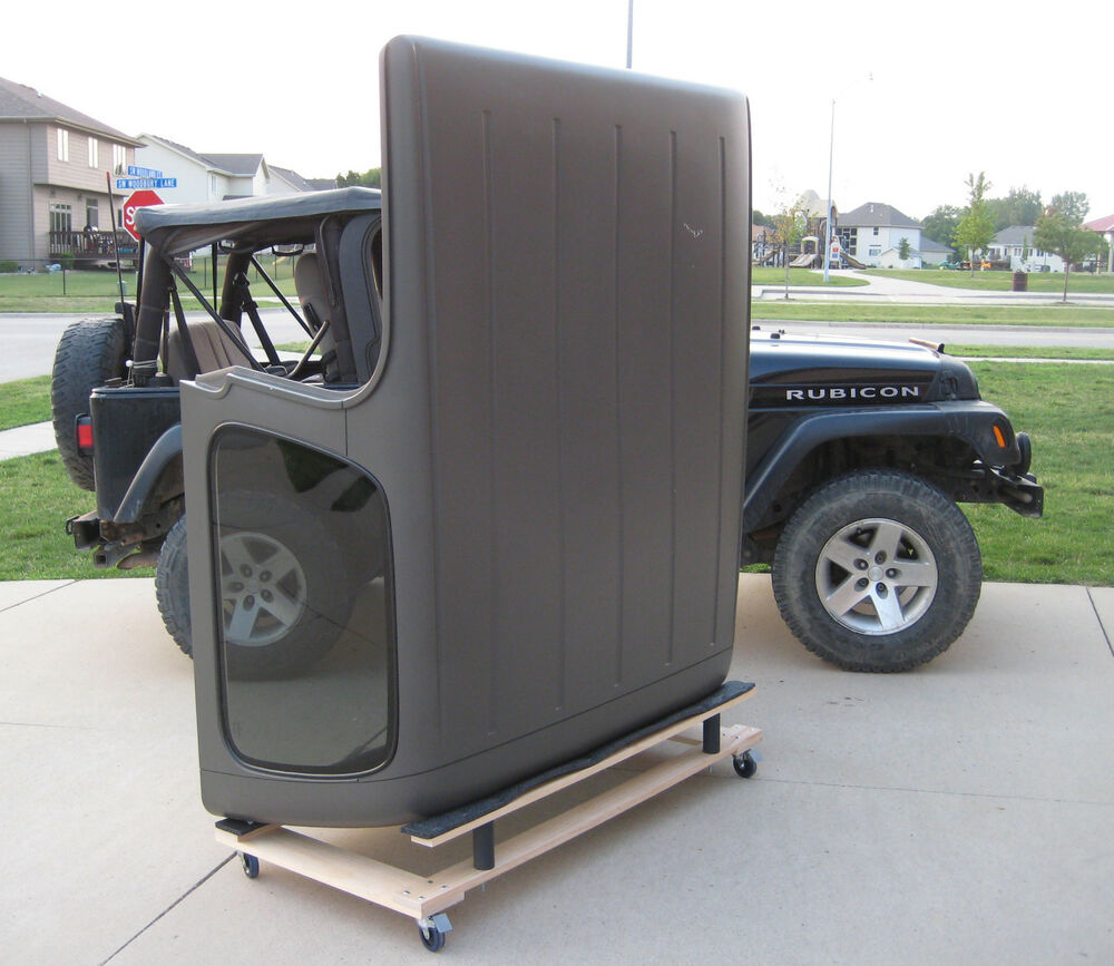Jeep Yj Truck >> Bestop HOSS Hardtop Storage, compare our cart and save! Fits Jeep Wrangler TJ | eBay