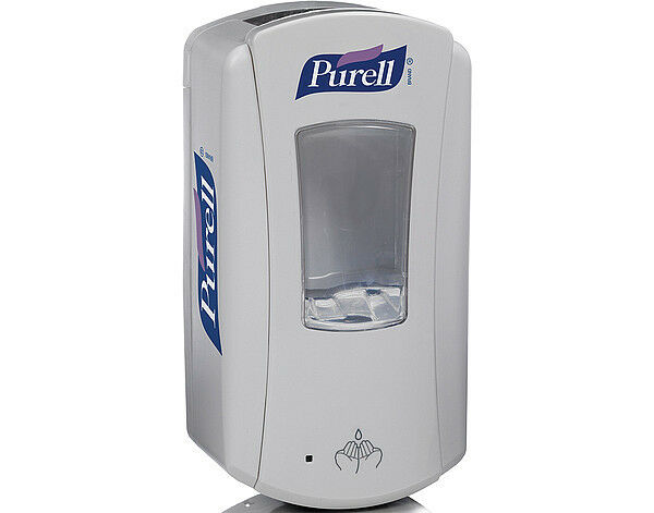 New Purell Gojo Touch Free 1920 Soap Hand Sanitizer