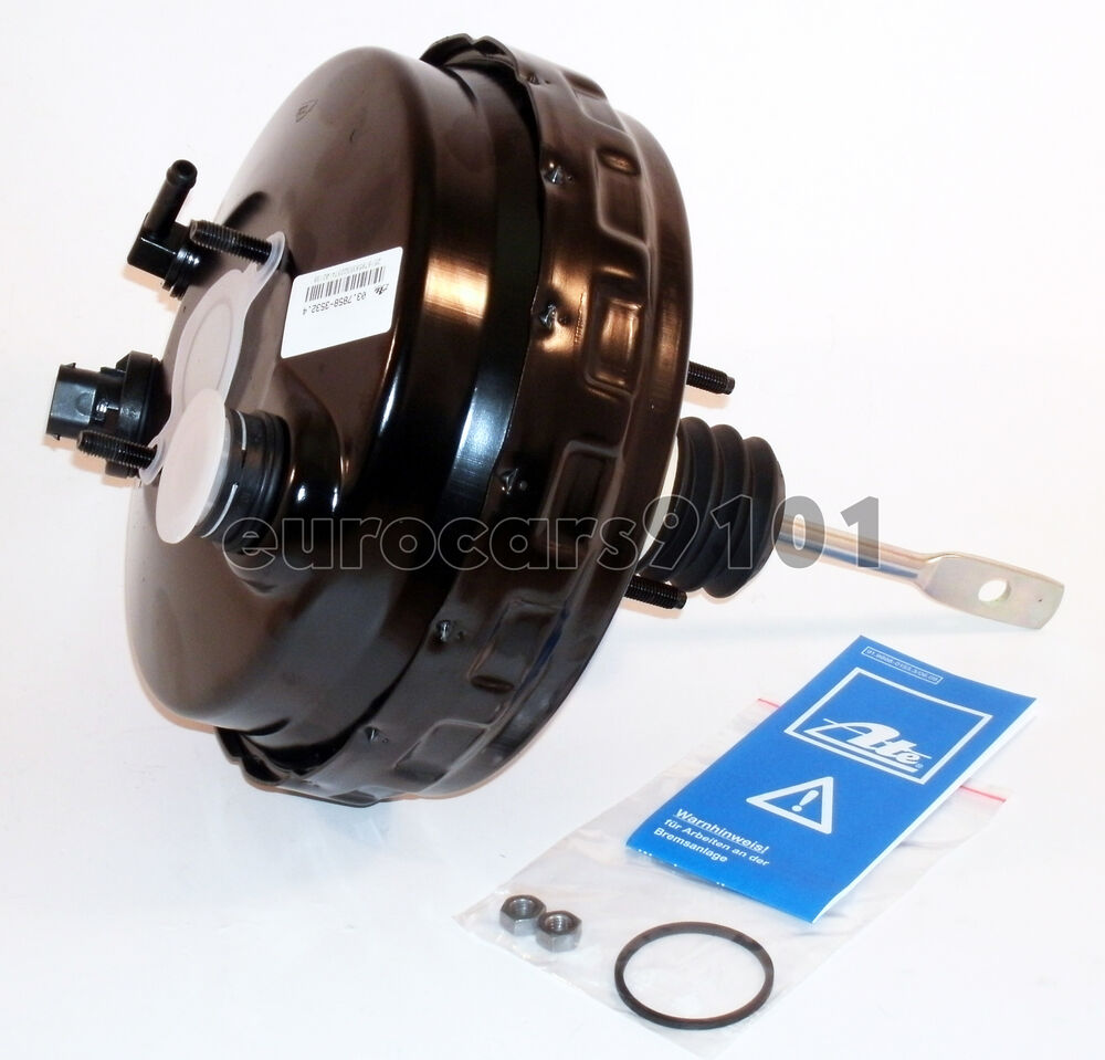 volvo brake booster s60 01 09 s80 99 06 v70 01 07 xc70 oem ate 300233 31273684 ebay. Black Bedroom Furniture Sets. Home Design Ideas