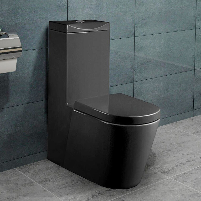 stand wc toilette mit sp lkasten nano beschichtung soft. Black Bedroom Furniture Sets. Home Design Ideas
