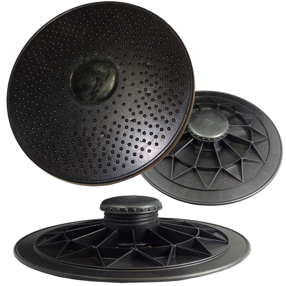 """Balance Board Measurements: PRO 16"""" Adjustable Height Round Wobble Balance Board For"""