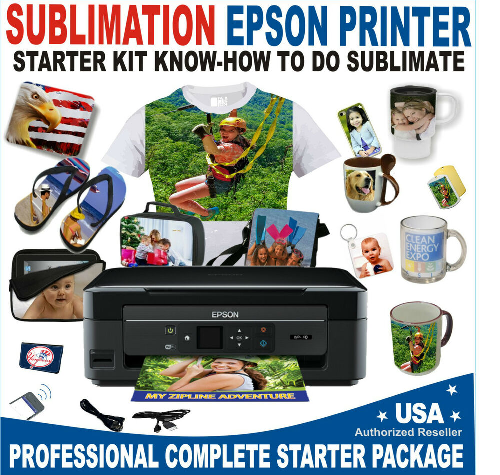 how to start a dye sublimation business
