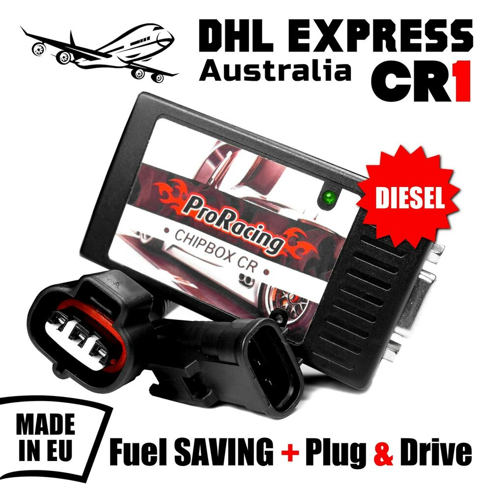 Chip power box great wall v200 x200 2 0 diesel tuning module performance cr1
