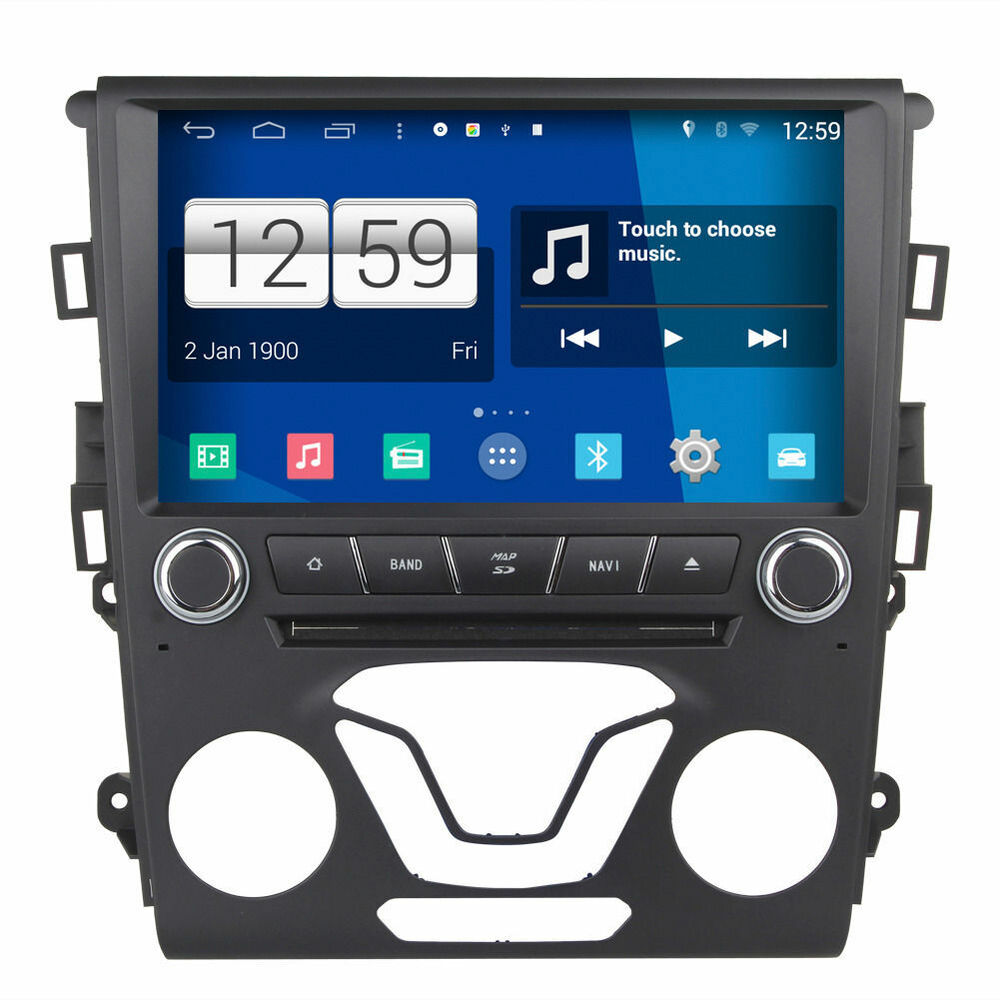 android 4 4 car gps navigation dvd radio stereo for ford. Black Bedroom Furniture Sets. Home Design Ideas