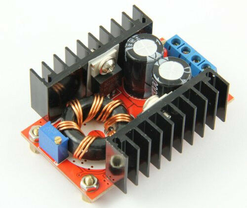 10pcs 150W DC-DC Boost Converter 10-32V to 12-35V 6A Step-Up Power Supply Module