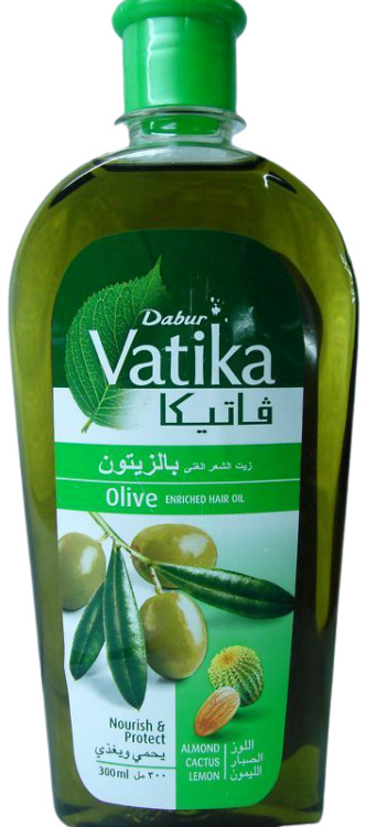 VATIKA HAIR OIL 6SEC HD - YouTube