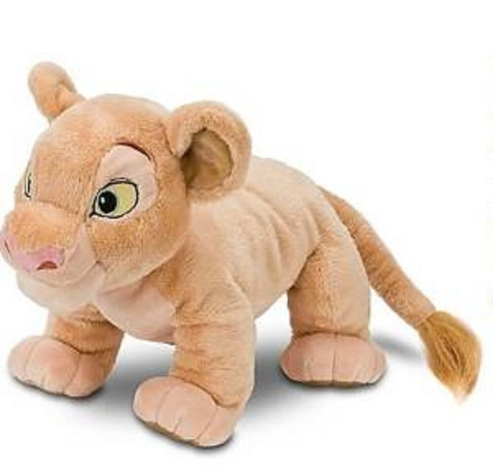 Disney Store 13 Quot Plush Nala Young Cub The Lion King Large
