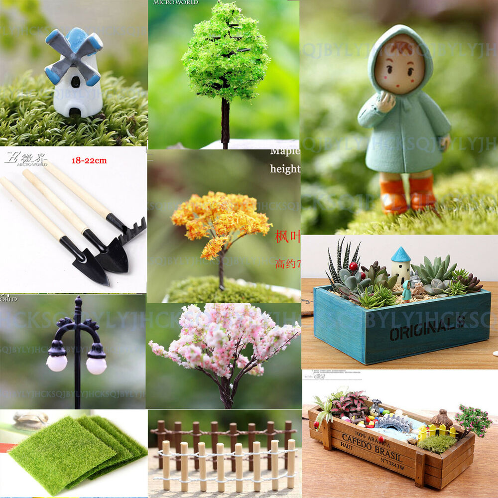 Garden lawn ornaments miniature resin sculpture statues for Outdoor garden ornaments