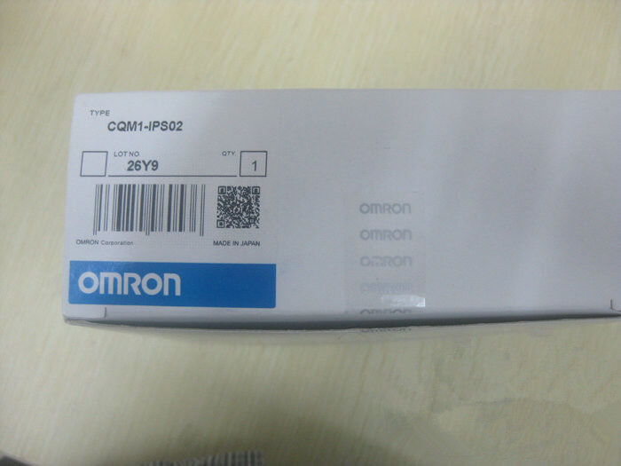 NEW IN BOX OMRON CQM1-IPS02 CQM1IPS02