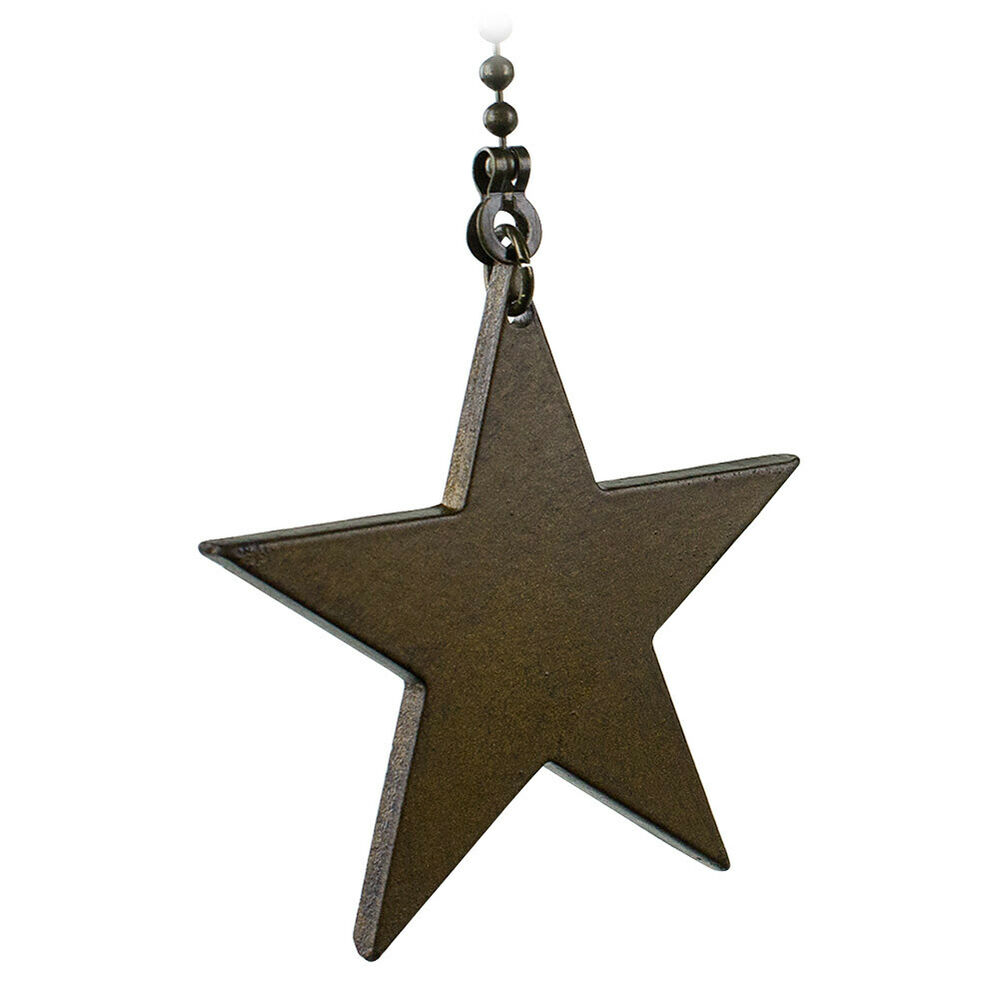 Westinghouse Light Fan Pull Chain With Star