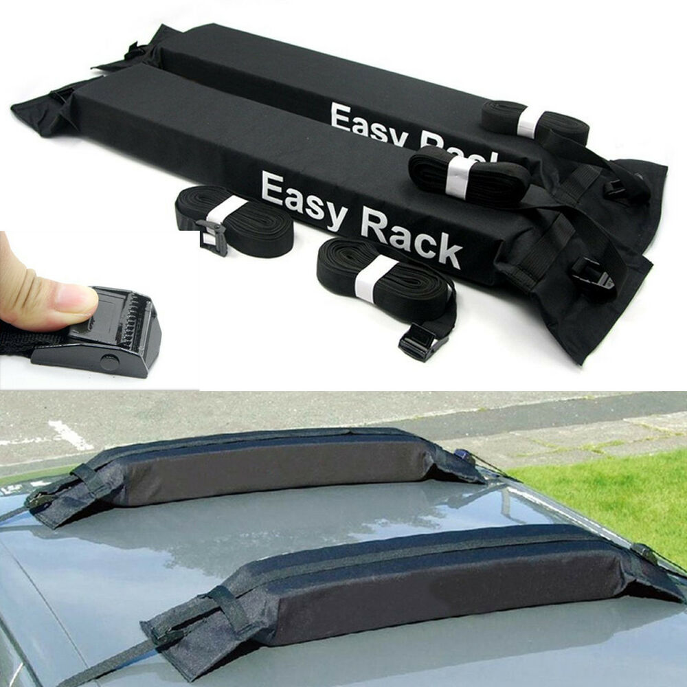 Autos car roof top carrier rack luggage soft cargo travel accessories easy rack ebay for Travel gear car