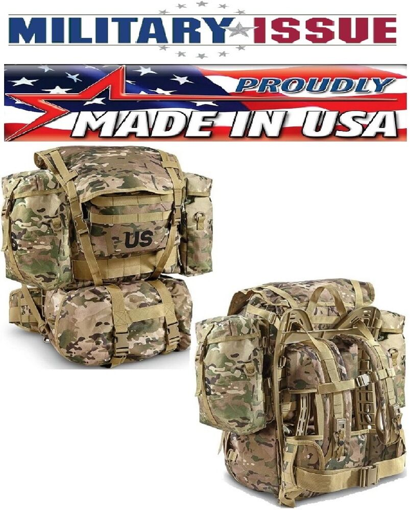 NEW US Military Issue Multicam /OCP Molle II Backpack ...