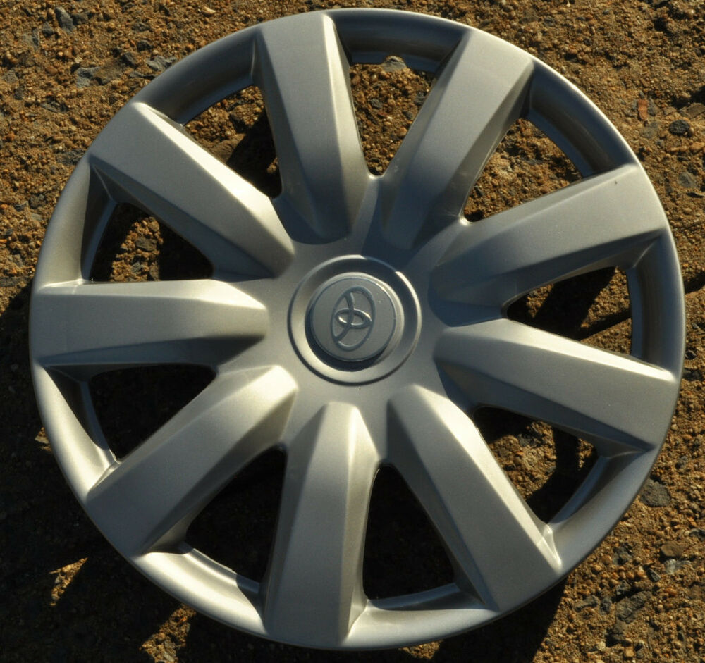 2x Compatible Toyota Camry Corolla Wheel Cover 2004 2005