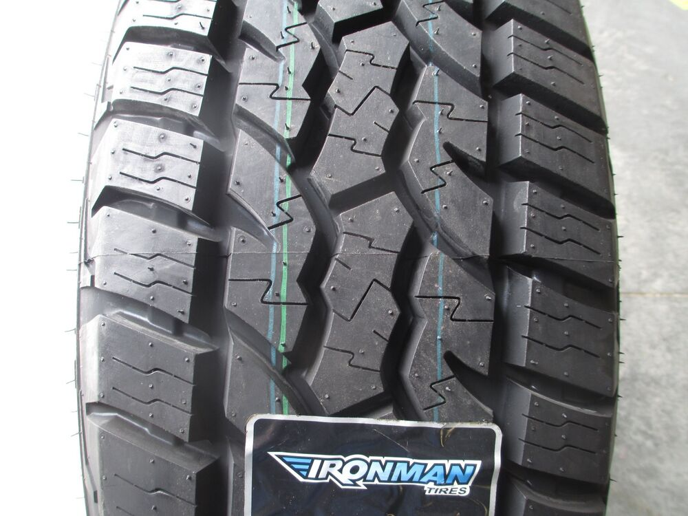 4 New 265/70R17 Ironman All Country AT Tires 265 70 17 R17 ...