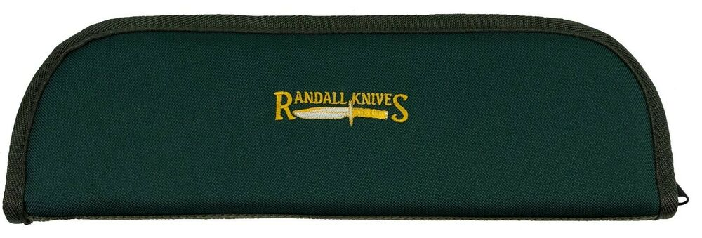 randall knife case with sheath staps amp embroidered logo