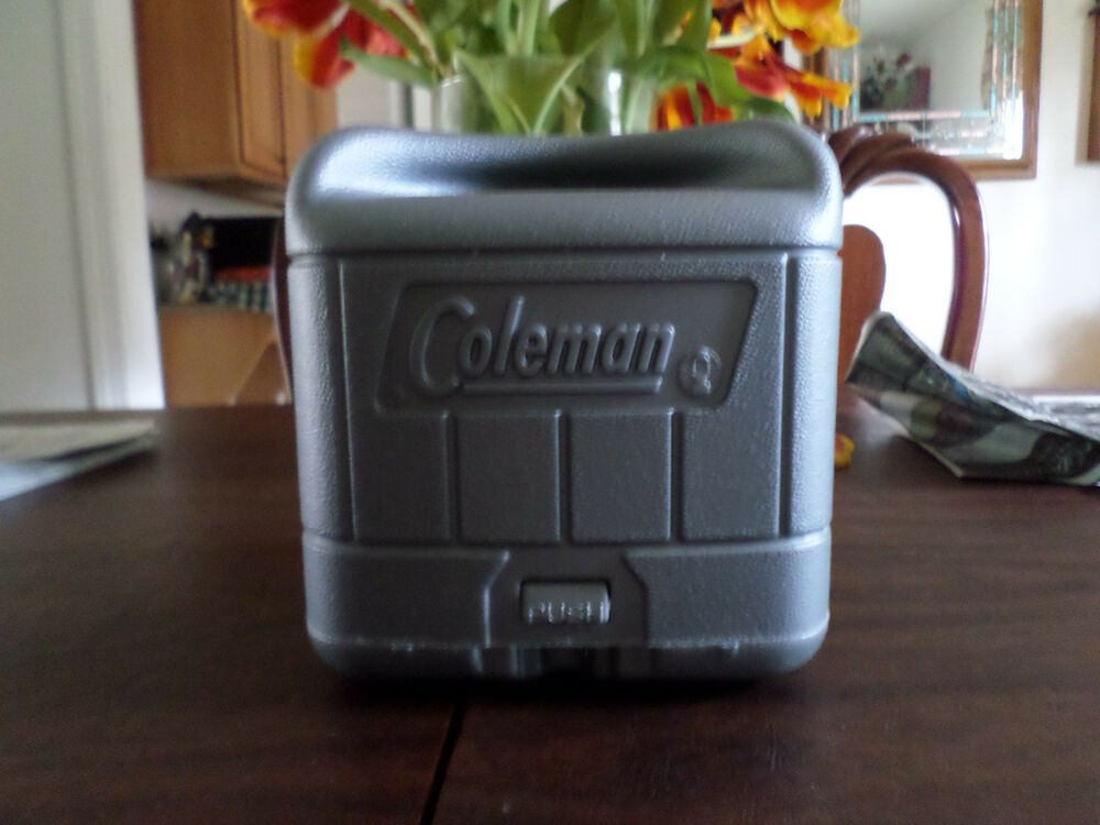 Coleman Single Burner 508 533 Stove Case 508 7631 Free