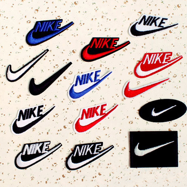 Embroidered Nike Shoes