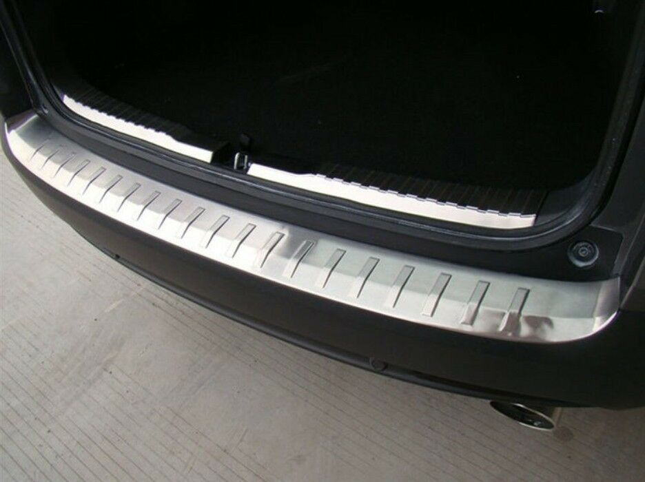 New Stainless Steel Rear Bumper Sill Protector For Honda