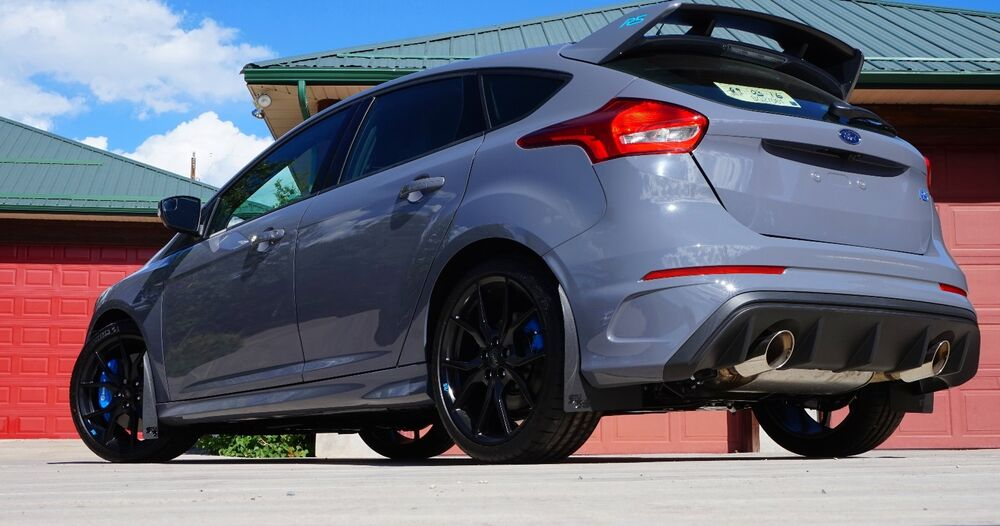Ford Focus Rs Rally Mud Flaps 2016 Mudflaps Rokblokz Ebay