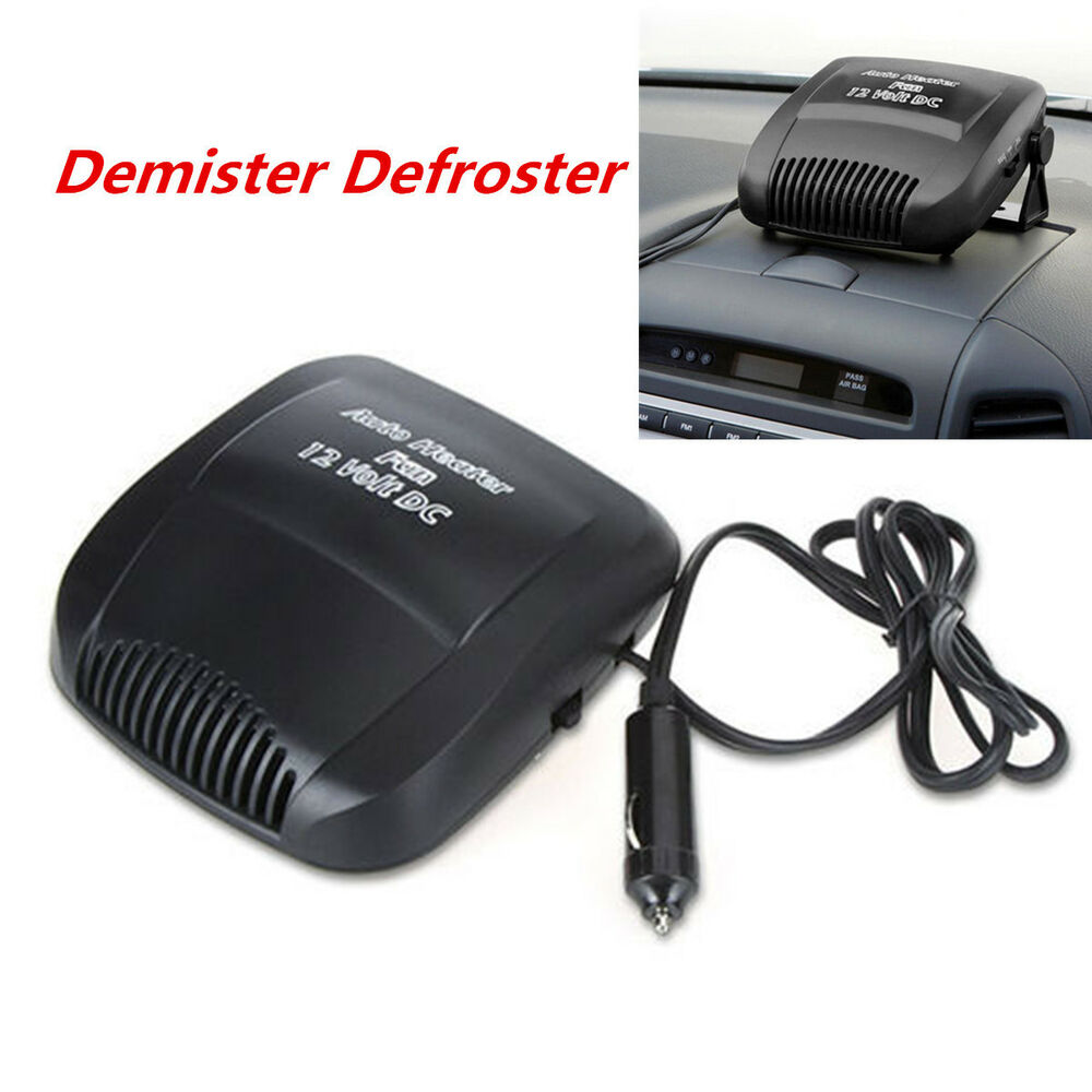 12V Portable Car Heater Fan Ceramic Space Defroster