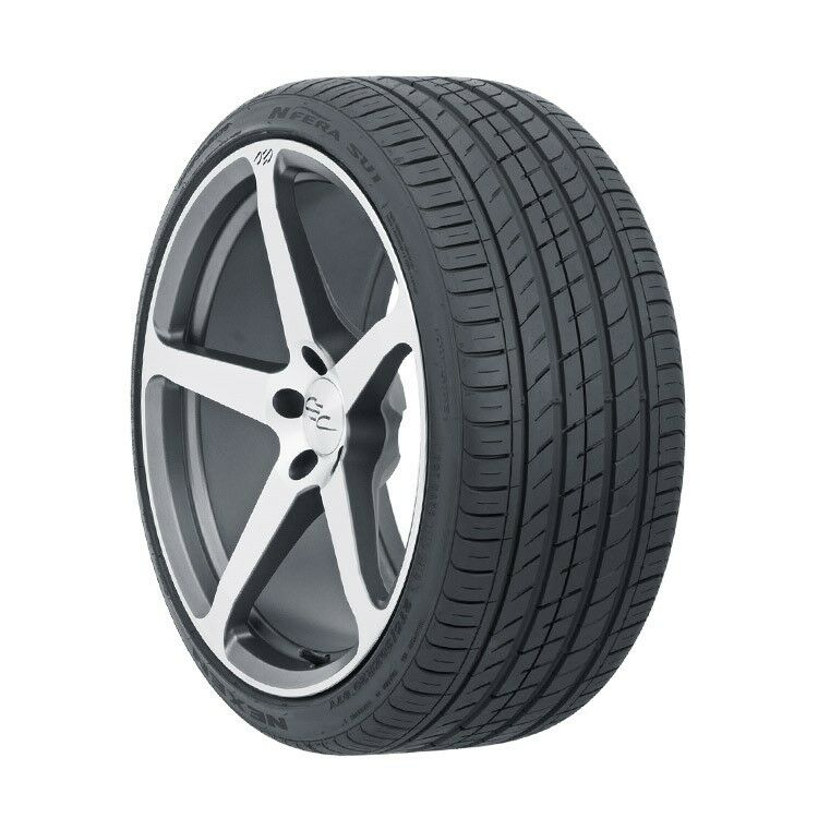 2 new 235 35zr19 inch nexen n fera su1 tires 2353519 235 35 19 zr19 35r ebay. Black Bedroom Furniture Sets. Home Design Ideas