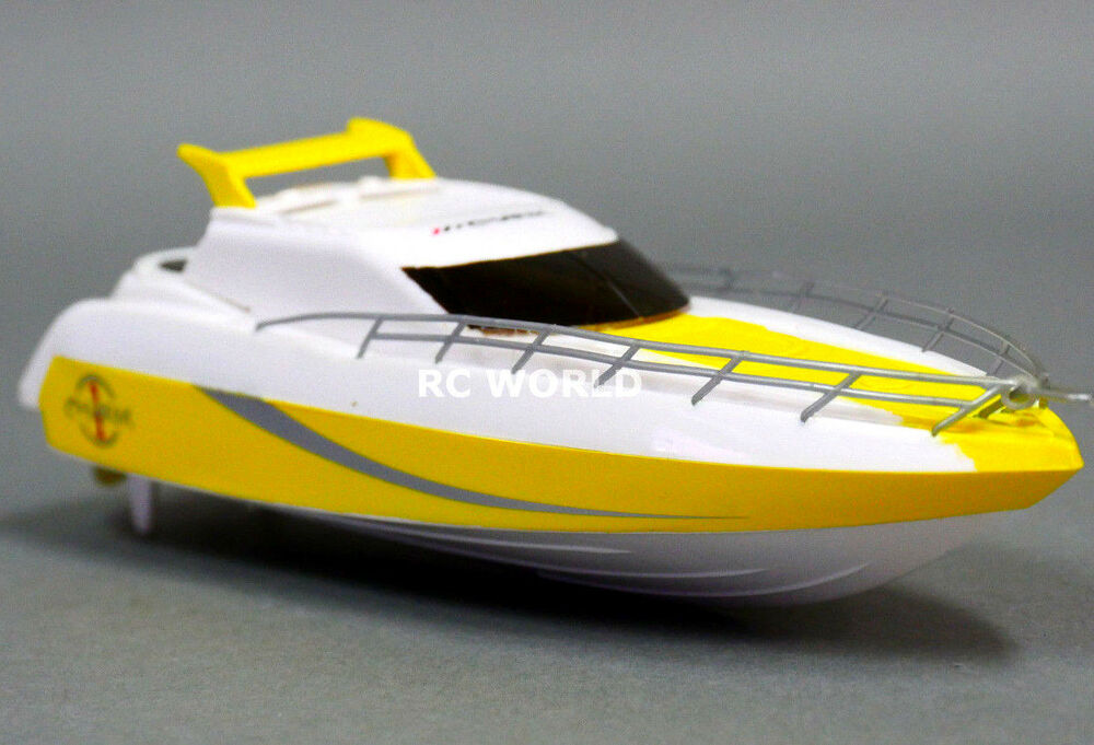 remote control rc micro power yacht speed boat mini rc boat 2 4ghz ebay. Black Bedroom Furniture Sets. Home Design Ideas