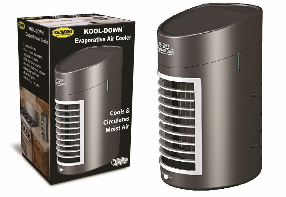 Office Air Coolers : Kool down evaporative air cooler fan portable home office