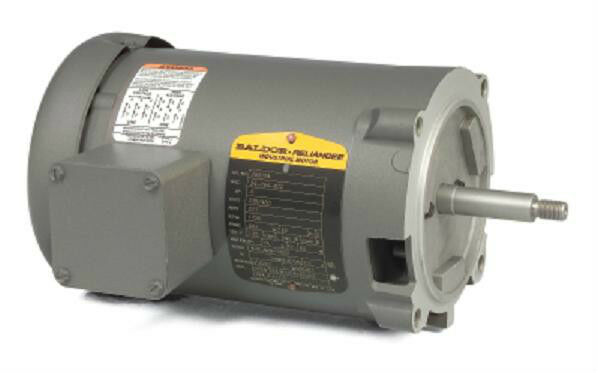 Jm3120 1 1 2 hp 3450 rpm new baldor electric motor ebay for 1 2 hp ac motor