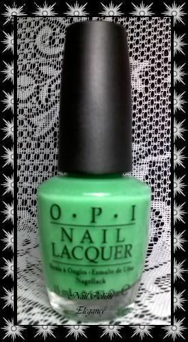 Opi Zom Body To Love Nail Polish Lacquer Glows In The Dark