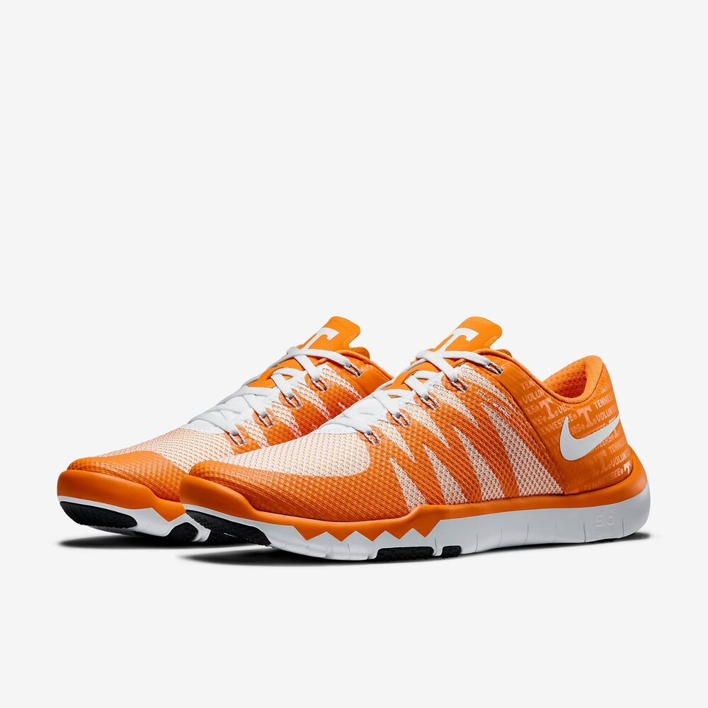 4a5a34df74030f Details about 2015 Nike Tennessee Week Zero Free Trainer 5.0 V6 Shoes Size  13 - train speed 4