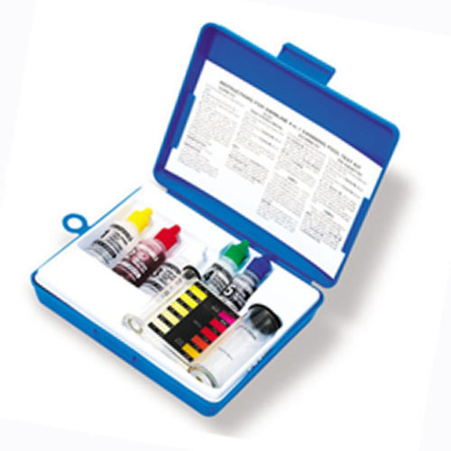4 in 1 swimming pool test kit swimming chlorine ph free total alkalinity 8440 ebay Swimming pool high alkalinity