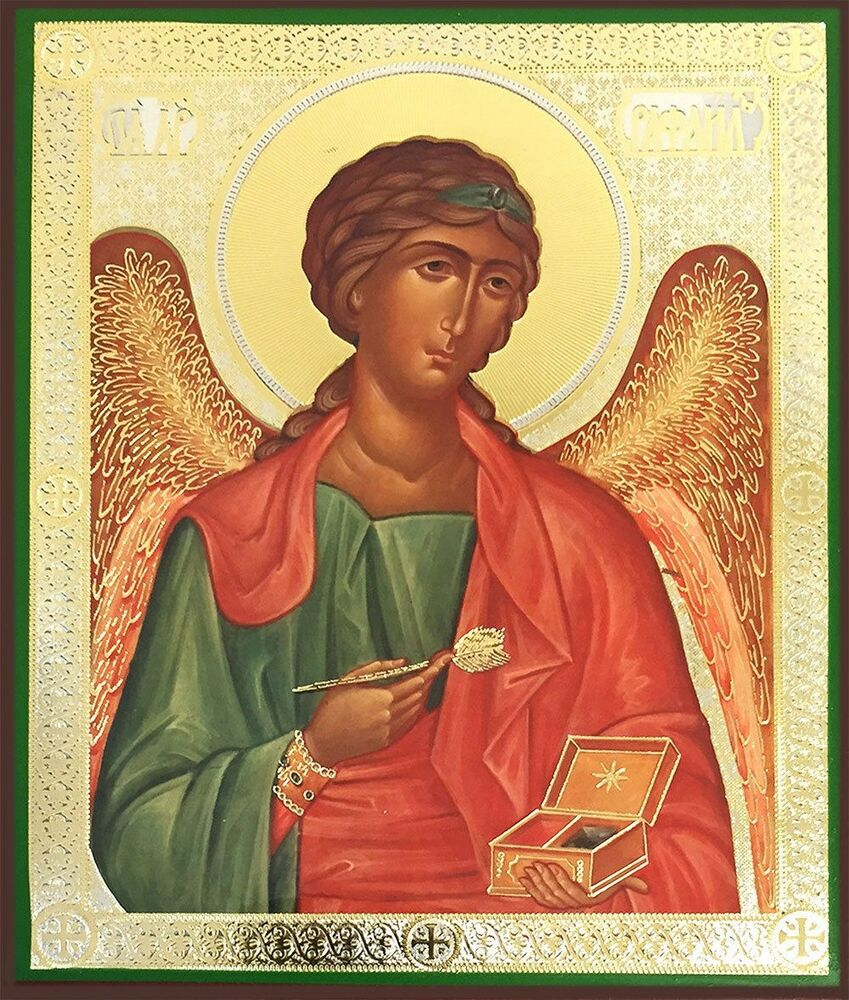Archangel Raphael: the icon, in what helps, the prayer for healing 51