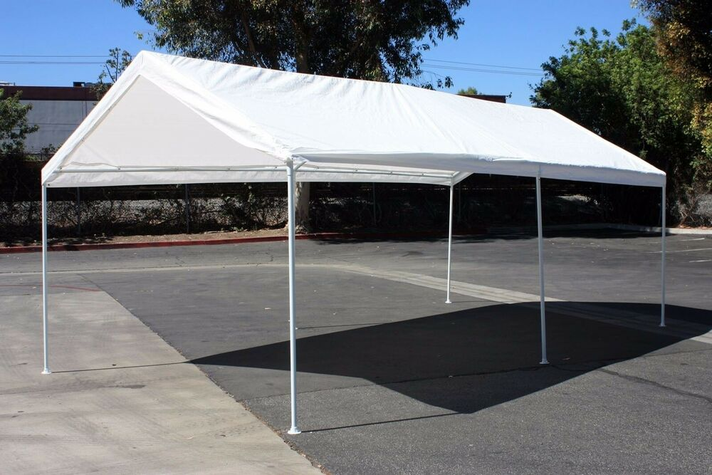 10 X20 Car Boat Carport Canopy Shelter Garage Storage