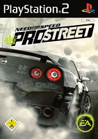 Play Station 2 Spiel PS2 Need For Speed ProStreet mit Anleitung