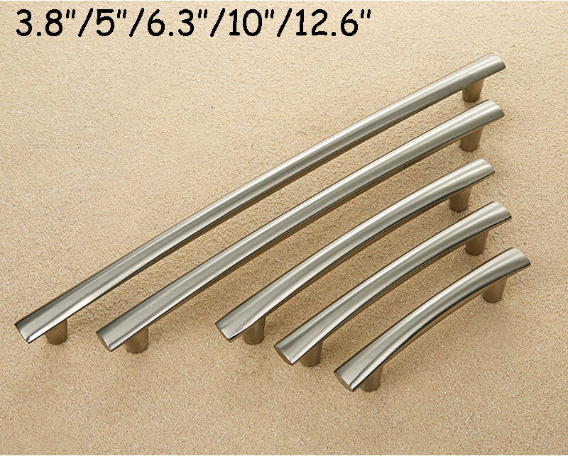 kitchen cabinet handles stainless steel brushed stainless steel t bar kitchen cabinet door handles 7841