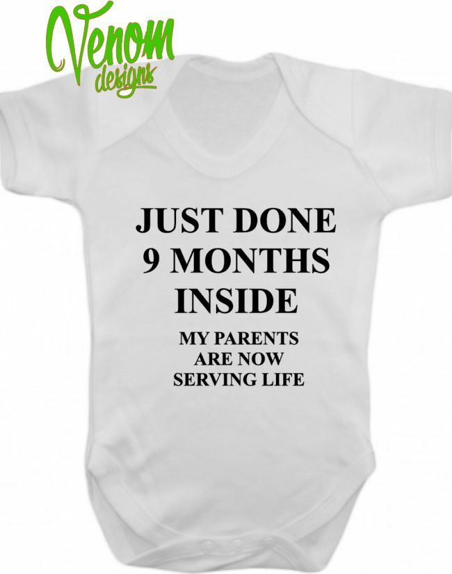 Just Done Months Inside Parents Now Serving Life Baby