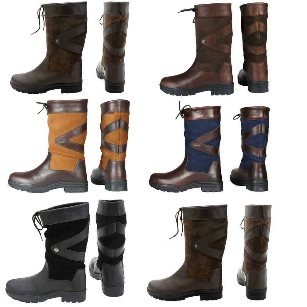 horka greenwich boots mens leather outdoor