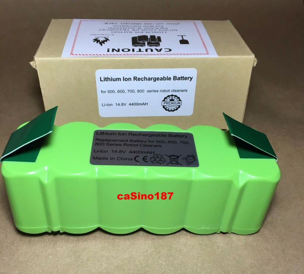 Roomba 800 Series Lithium Ion Battery 801 805 860 877 880