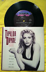 """Taylor Dayne 7"""" 45 Oz Vinyl Single - With Every Beat of my Heart"""