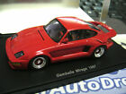 PORSCHE 911 Gemballa Tuning Mirage 1987 red rot Spark Resin 1:43