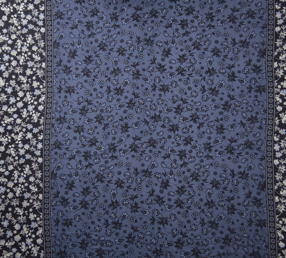 Floral pattern rayon fabric dressmaking 58 wide sewing for Dressmaking fabric