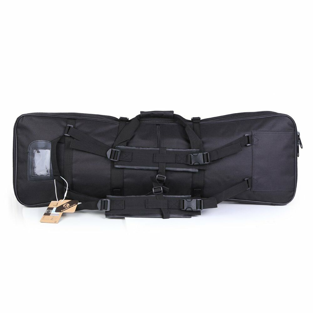 Portable fishing rod case carry bag backpack extra for Fishing rod case