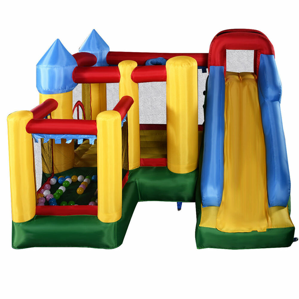 Inflatable Kids Bounce Playhouse Jumper Trampoline Castle ...